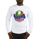 Italian American Long Sleeve T-Shirt