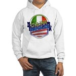 Italian American Hooded Sweatshirt