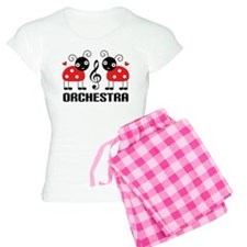 Ladybug Orchestra Music Women's Light Pajamas