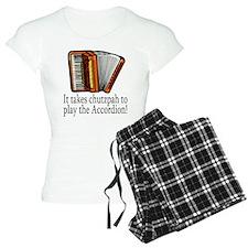 Accordion Player pajamas