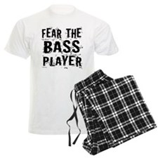Fear The Bass Player Pajamas