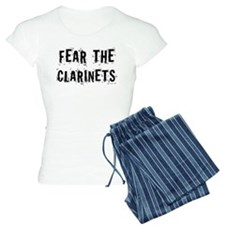 Fear The Clarinet pajamas