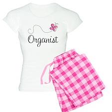 Cute Organist Women's Light Pajamas