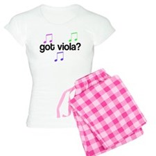 Got Viola Women's Light Pajamas
