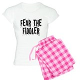 Funny Fiddle pajamas