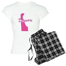 Pink Delaware pajamas