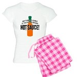 Put on Enough Hot Sauce Women's Light Pajamas