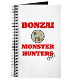 Bonzai Monster Hunters Feild Journal
