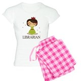 So Cute Librarian Pajamas