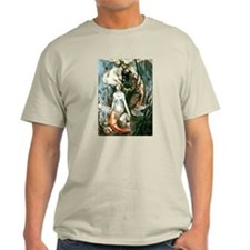 Diver and the Mermaids T-Shirt