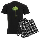 Green Carnation Men's Dark Pajamas