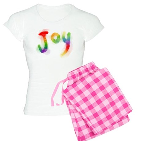 Rainbow Joy Women's Light Pajamas