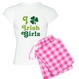 I Love Irish Girls Pajamas