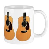 Acoustic Guitar Small Mug