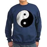 Yin Yang Sweatshirt (dark)