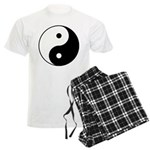 Yin Yang Men's Light Pajamas