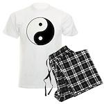 Yin Yang Men's Light Pajamas