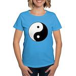 Yin Yang Women's Dark T-Shirt