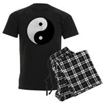 Yin Yang Men's Dark Pajamas