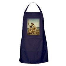 Phosphorus and Hesperus Apron (dark)
