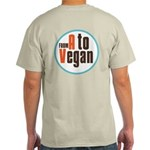 From A to Vegan Light T-Shirt