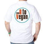 From A to Vegan Golf Shirt