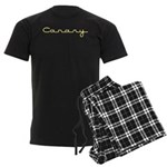 Canary Men's Dark Pajamas