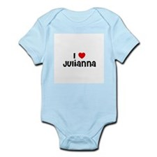I * Julianna Infant Creeper