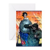 Art Deco Best Seller Greeting Cards (Pk of 20)