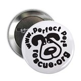 "Unique Saved bell 2.25"" Button (10 pack)"