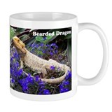Bearded Dragon Small Mugs