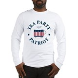 Tea Party Patriot Long Sleeve T-Shirt