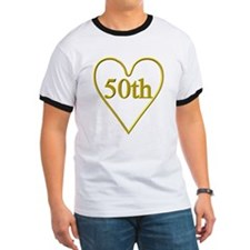 50th Wedding Anniversary T