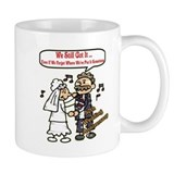 50th Wedding Anniversary Mug