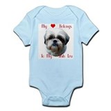 Shih 1 Infant Creeper