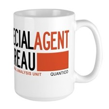 Special Agent Jareau Criminal Minds Coffee Mug