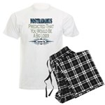 Nostradamus Men's Light Pajamas