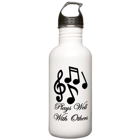 Take Note Stainless Water Bottle 1.0L