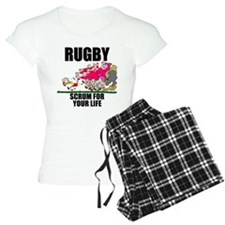 Scrum For Your Life Pajamas
