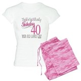 40th Birthday Gifts Pajamas