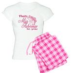 Miss Fisherman Women's Light Pajamas