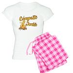 Campsite Junkie Women's Light Pajamas