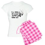 Make My Own Roads Women's Light Pajamas
