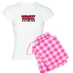 Meanest Mom Women's Light Pajamas