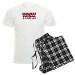 Meanest Mom Men's Light Pajamas