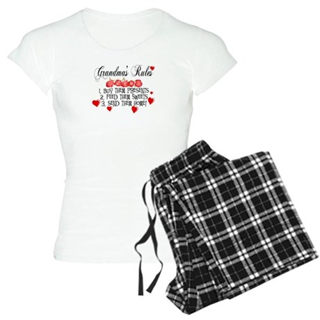 Grandma's Rules Women's Light Pajamas