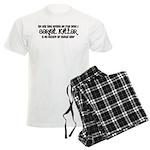 Distaste Men's Light Pajamas