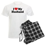 I Love My Husband Pajamas