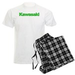 Kawasaki Green Men's Light Pajamas