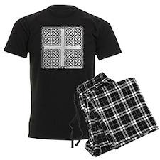 Celtic Square Cross Pajamas
